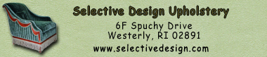 Visit Selective Design Upholstery